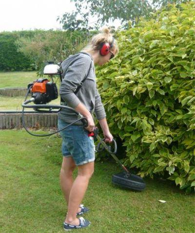 What To Do When Gas Trimmers Dont Start?