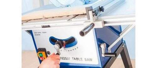 Which Circular to Choose for the Sawing Table