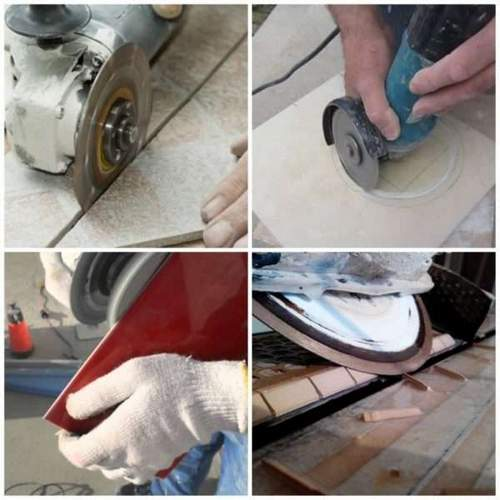 Which Disk to Cut Laminate Angle Grinder