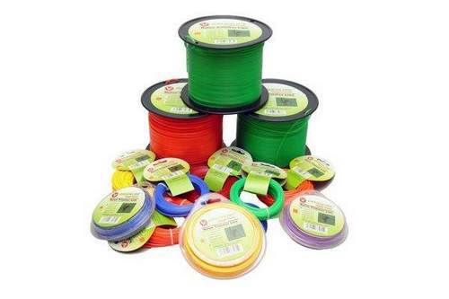 Which fishing line to choose for trimmer?