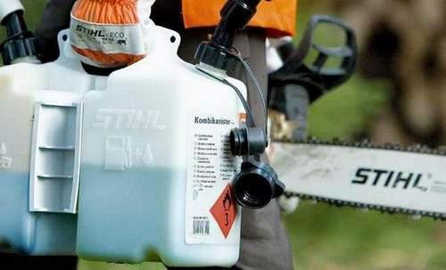 Which Gasoline And Oil Is Best For Stihl Chainsaw Refueling
