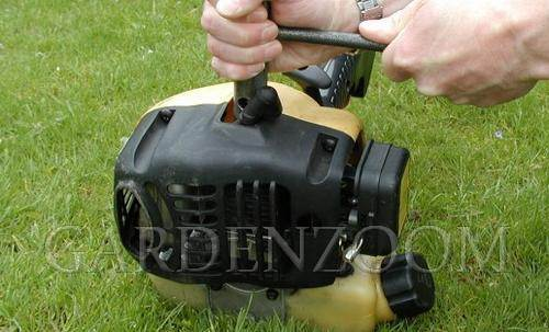 Why Lawn Mowing Does Not Start. Troubleshoot