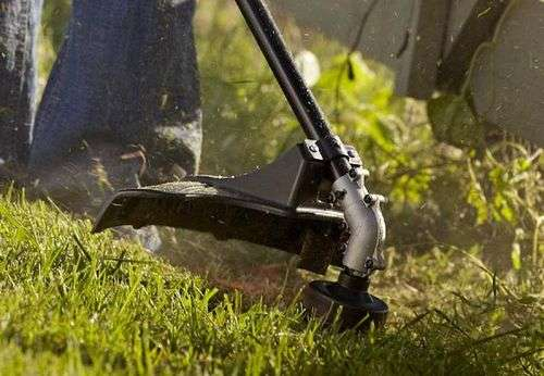 Lawnmower Trimmer How To Charge Fishing Line Into Trimmer