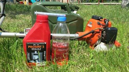 How To Mix Fuel For A Lawn Mower