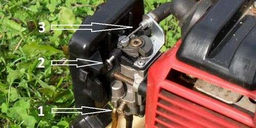 How To Adjust The Fuel Trimmer