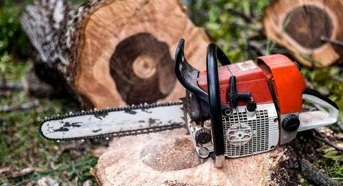 How To Make A Chainsaw Trimmer
