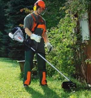 How To Get A Homelite Petrol Trimmer