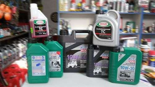 Which Oil Is Suitable For A Lawn Mower