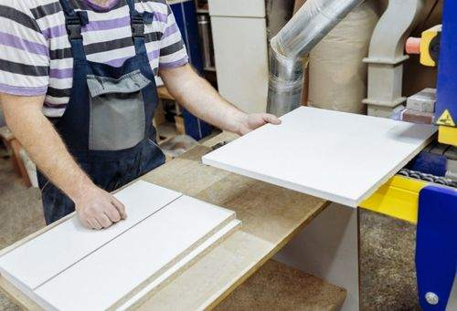 how to cut fiberboard at home
