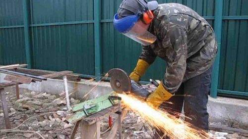 what can you do angle grinder work capabilities