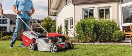 lawn mower petrol fuel consumption