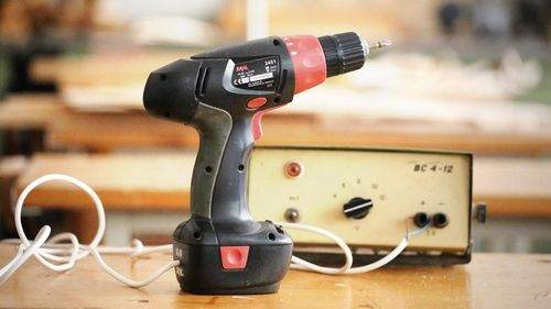 how to remake a 12 volt screwdriver battery