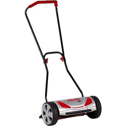 how does a power lawn mower work