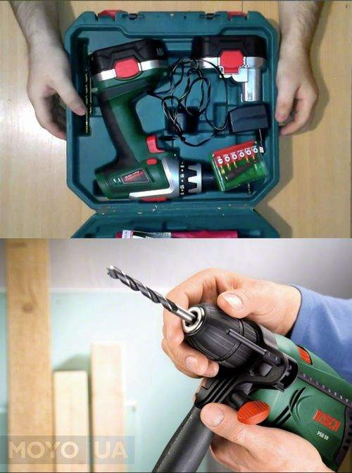 how to work with a dummy screwdriver