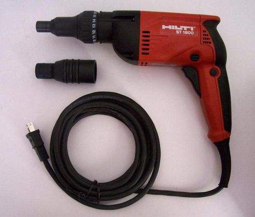 how to make an electric drill from a screwdriver