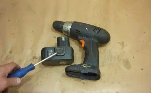 how to make an electric screwdriver from a screwdriver