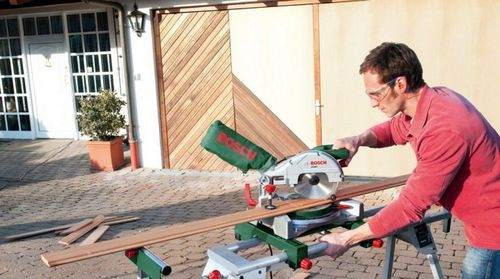 how to make a miter saw table