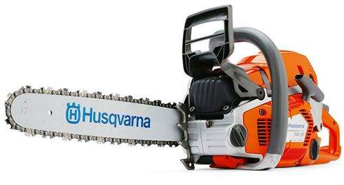 how to rivet a chainsaw chain at home