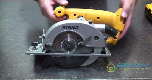 can an angle grinder cut laminate