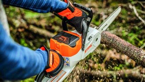 Chain Saw Electric Or Gasoline Which Is Better