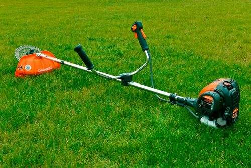 How To Start A Petrol Trimmer
