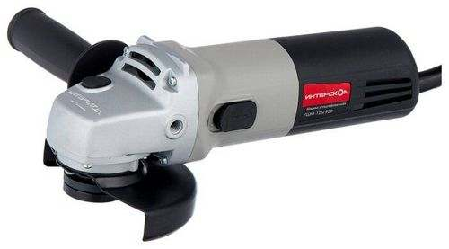 Disassembly Of Angle Grinder Interskol 125 900