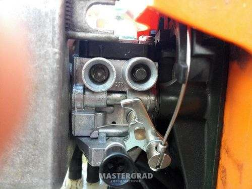 Stihl Lawn Mowers Carburetor Adjustment