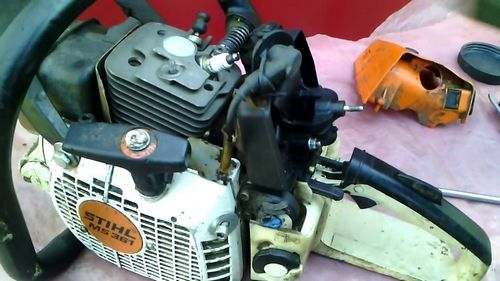 Stihl 361 Carburetor Adjustment