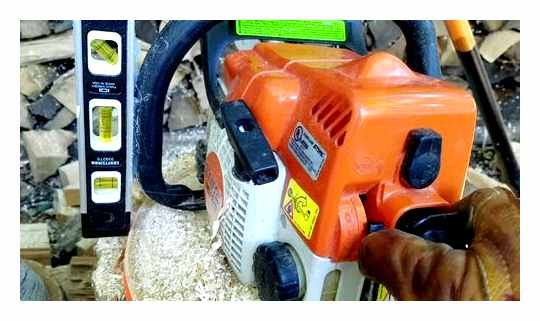 No Spark On The Stihl 180 Chainsaw