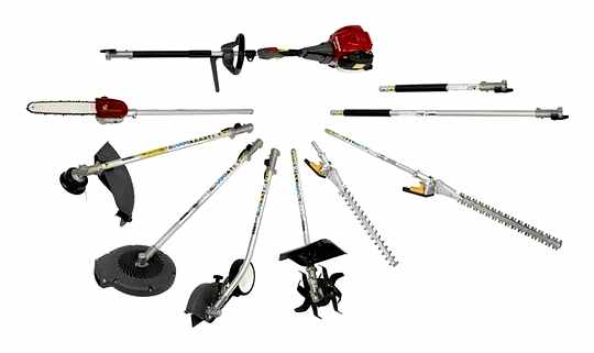What Is The Difference Between A Lawn Mower And A Gasoline Trimmer