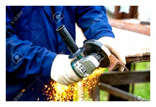 Gloves For Working With Angle Grinder