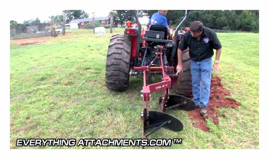 How To Adjust The Plow On A Tiller