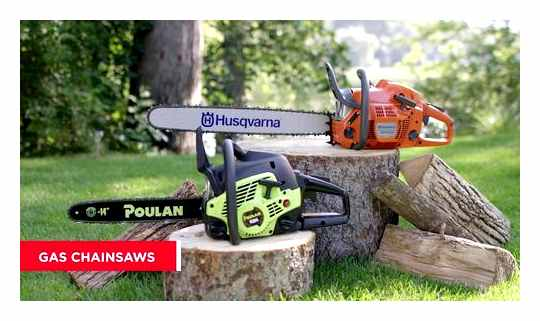 How To Choose A Chain And A Tire For A Chainsaw