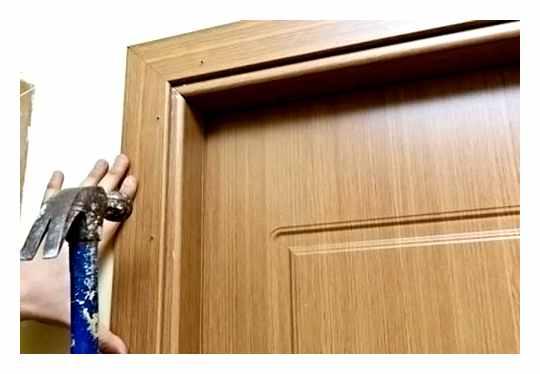 How To Cut Door Trims