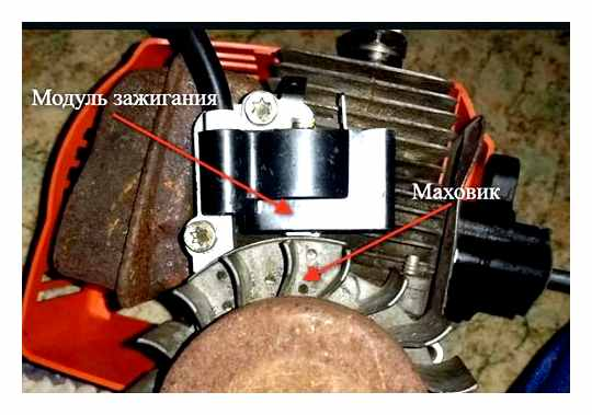 How To Change The Ignition On The Trimmer