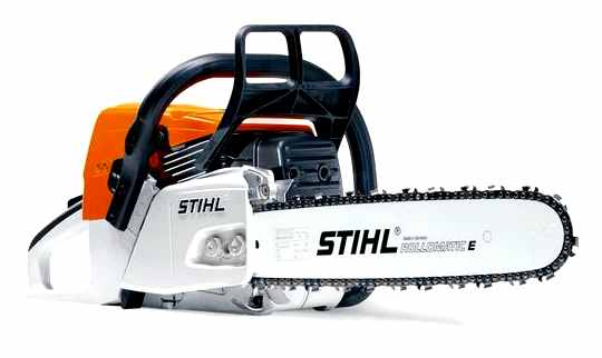How To Start A Stihl 180 Chainsaw