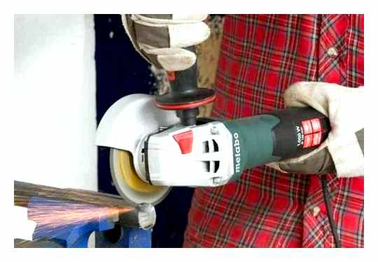 Small Angle Grinder With Speed Control