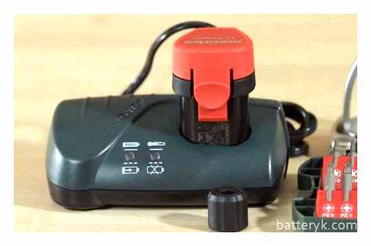 Convert The Screwdriver Battery To 18v Lithium