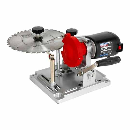 Sharpen Circular Saw With Soldered