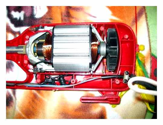 Trimmer Husqvarna 128r Does Not Develop Speed