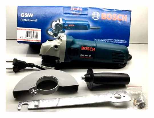 Angle Grinder Lepse 125 With Speed Control