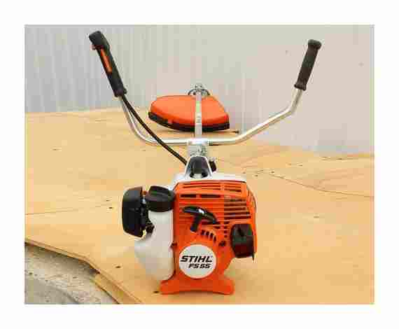 adjust, carburetor, stihl, lawn, mower