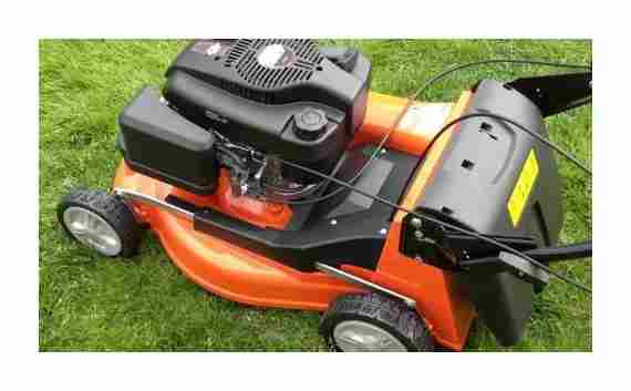 start, lawn, mower, winter